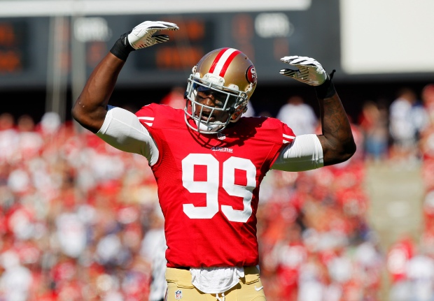 [BAY] CSN's Matt Maiocco on Aldon Smith Arrest