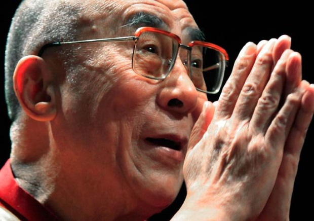 Minus Obama, Dalai Lama Makes Most of DC Visit