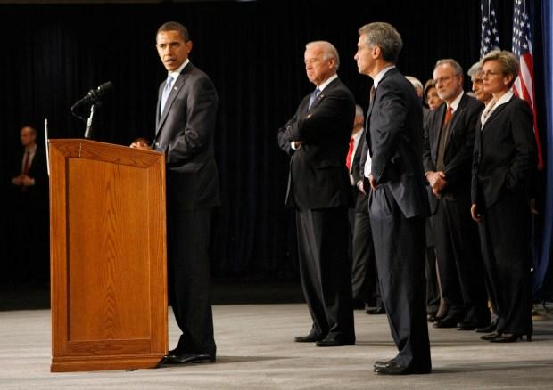 [NATL*DO NOT USE*]Obama's Economic Team