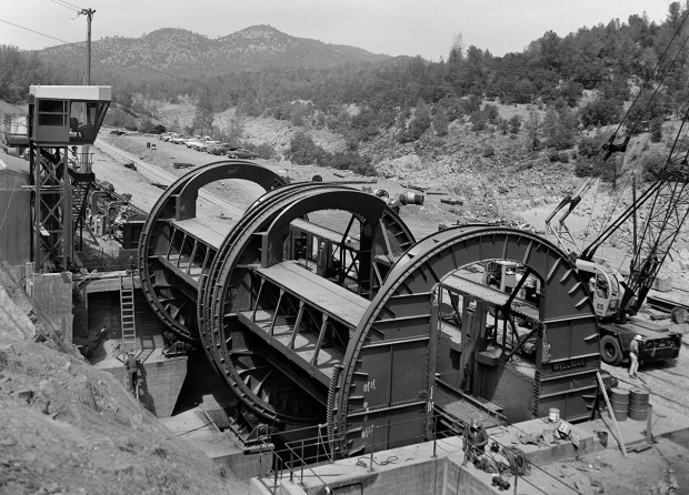 [NATL-LA GALLERY] Historic Photos of the Nation's Tallest Dam
