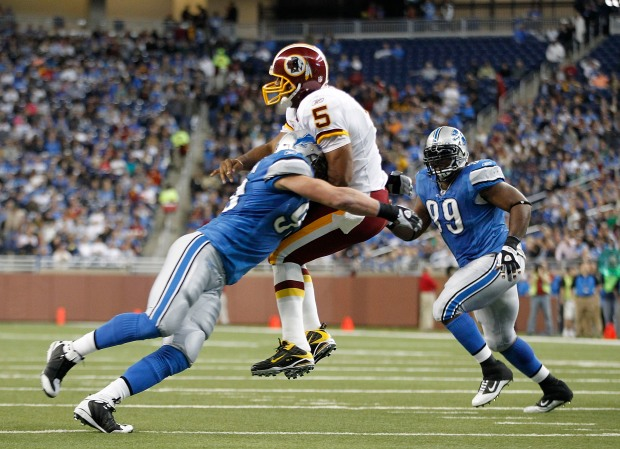 Lions Pull Out Win Over Redskins