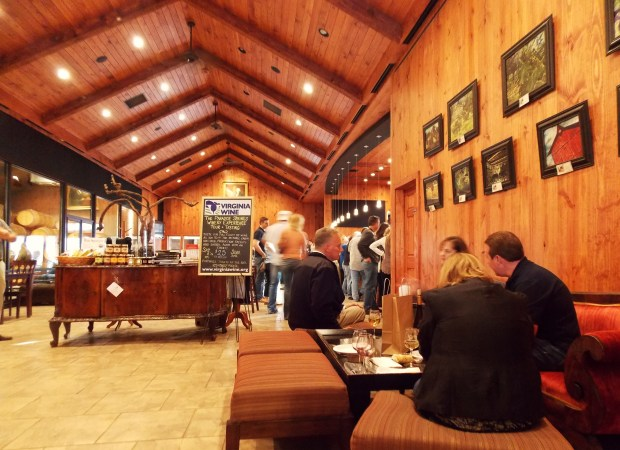 Wine Wednesday: Paradise Springs Winery