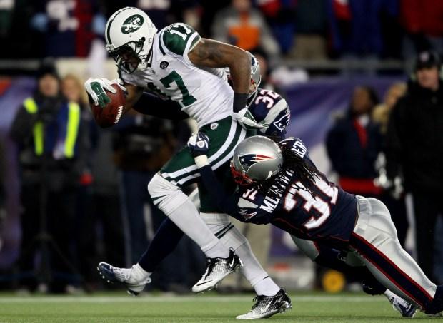 In Photos: Jets Defeat Patriots 28-21 in Foxboro