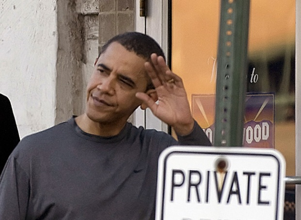 Obama's Philly Visit