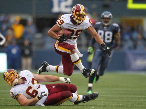 Images: Redskins 23, Seahawks 17