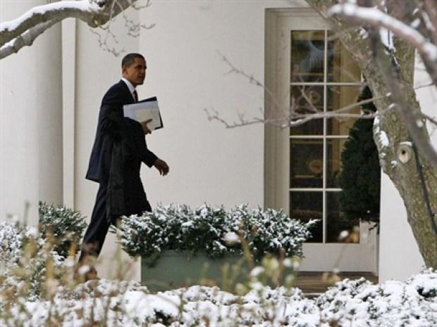 "[DC] Obama Scoffs: D.C. Needs ""Flinty Chicago Toughness"""