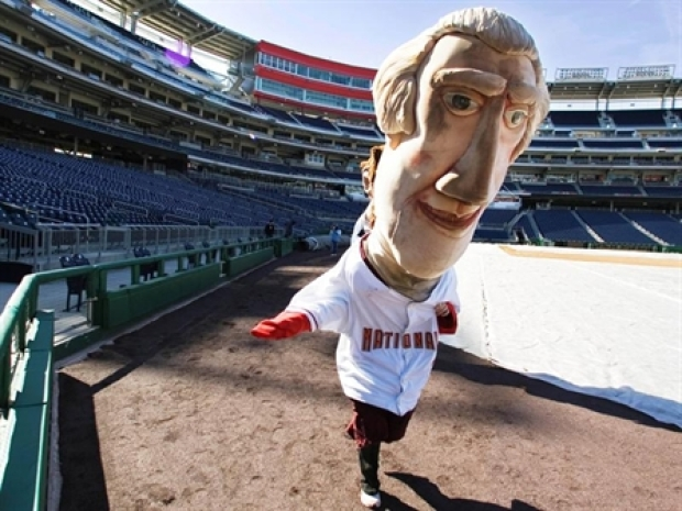 [DC] Racing Presidents Tryout at Nationals Park