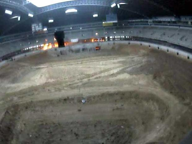 [DFW] Stadium Implosion: Inside and Outside Views