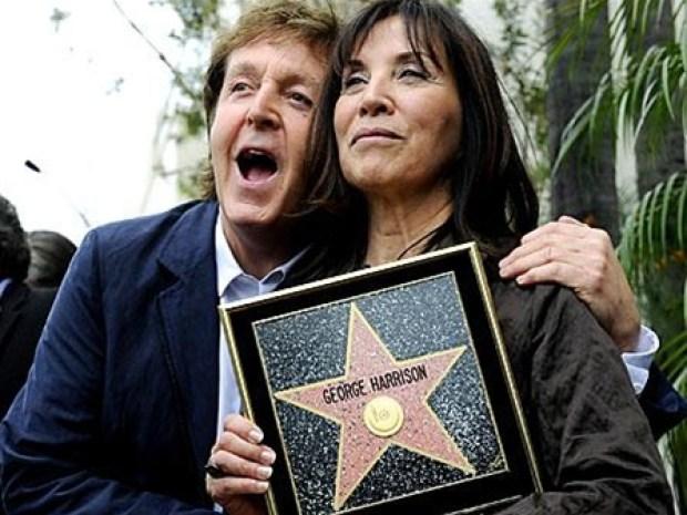 [NBCAH] George Harrison Gets His Star