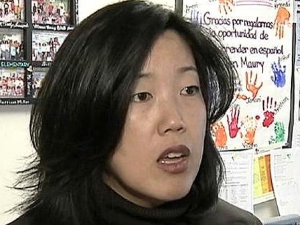 [DC] Michelle Rhee Clears Up School Rumors
