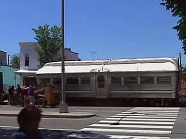 [DC] Diner Move Derailed by Lack of Safety Permits