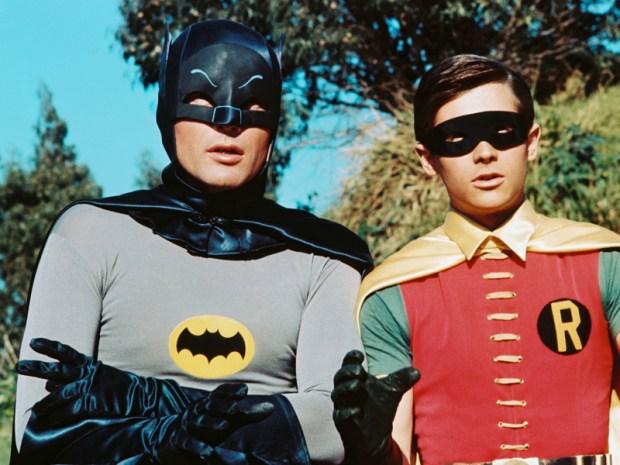 Batman Through The Years