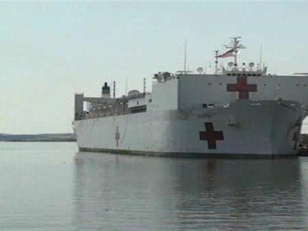 [DC] USNS Comfort Returns