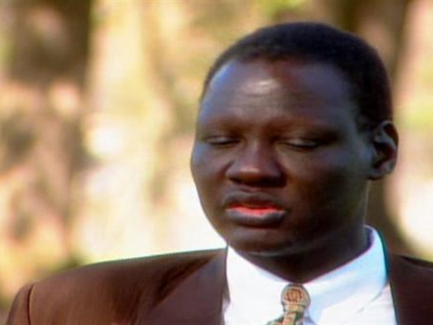 [DC] Video Vault: Manute Bol in 2002