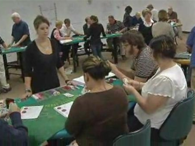 [DC] Gambling School
