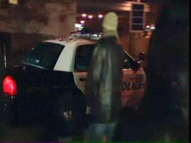 [LA] Mike Tyson Arrested