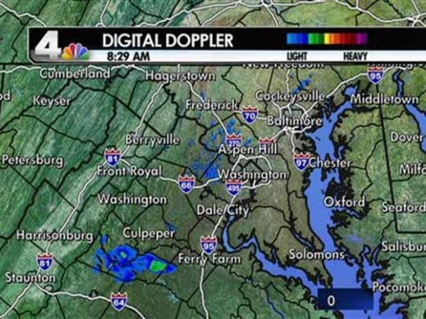 [DC] Weather Forecast 7/31/10