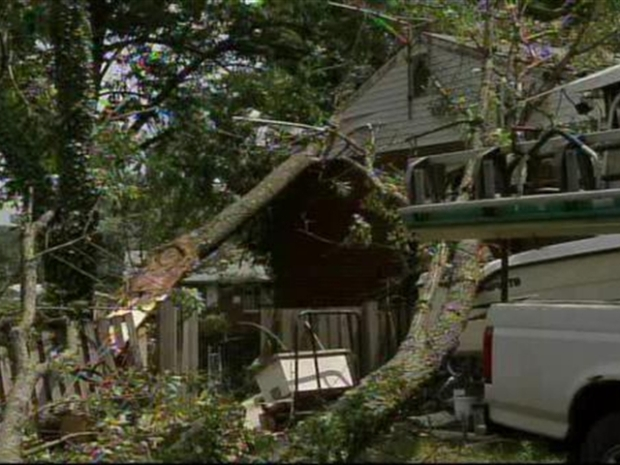 [DC] Prince George's Co. Man Narrowly Misses Getting Hit by a Tree in Bed