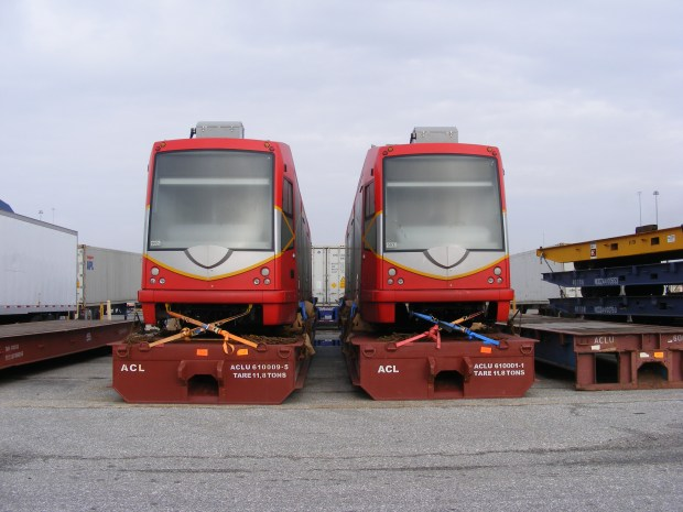 View Pix of DC's New Streetcars
