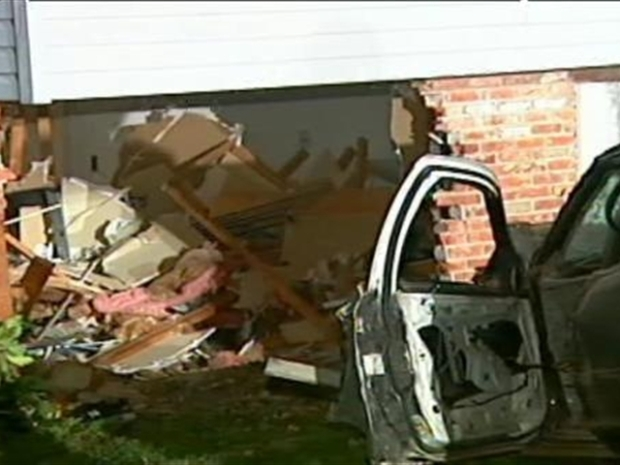 [DC] Car Collides With House in Prince George's County