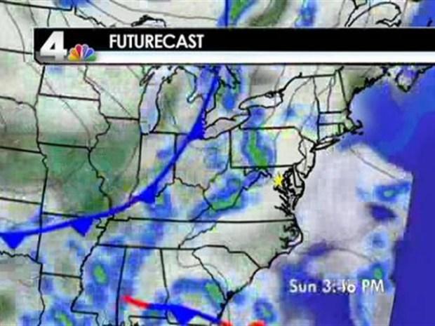 [DC] Weather Forecast 8/15/10
