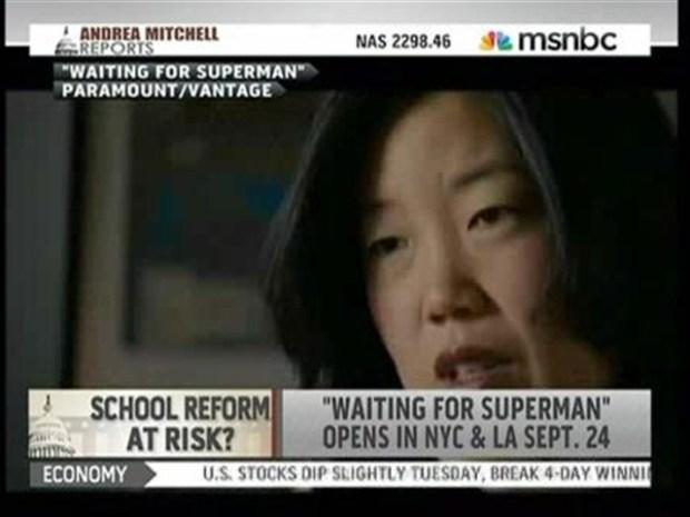 [DC] Rhee Talks About Mayor's Race