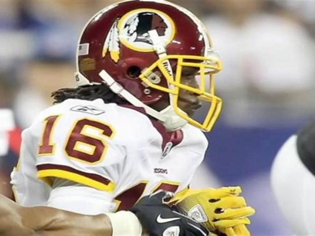 [DC] Lindsay Czarniak Recaps Redskins-Lions Game