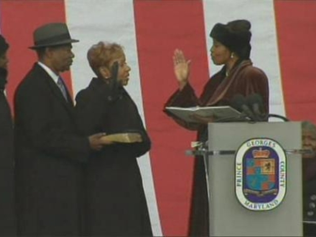 [DC] Leslie Johnson Sworn In as Councilwoman