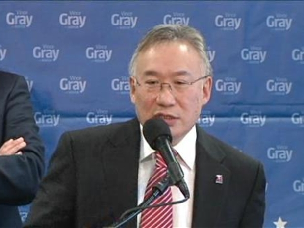 [DC] Gray Names Two to Administration