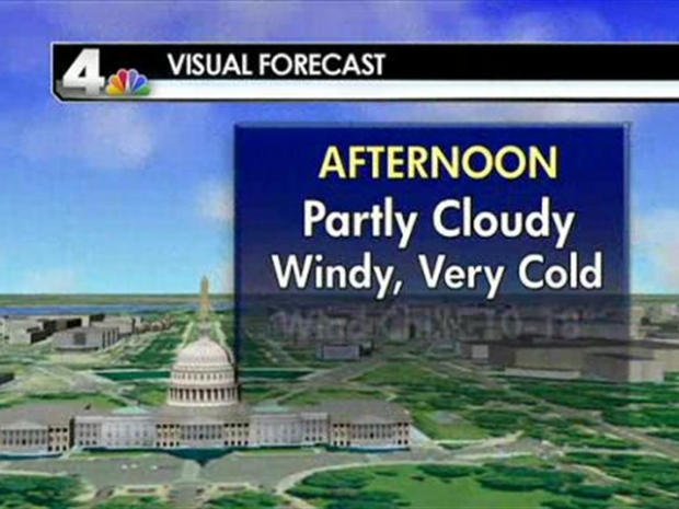 [DC] Noon Weather Forecast 12/15/10
