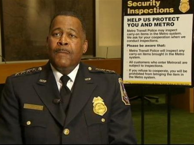 [DC] Metro Chief Describes Random Searches