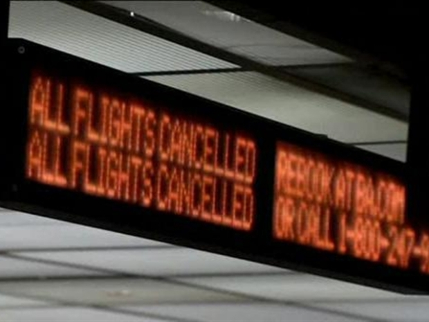 [DC] Winter Weather Leaves Thousands Stranded