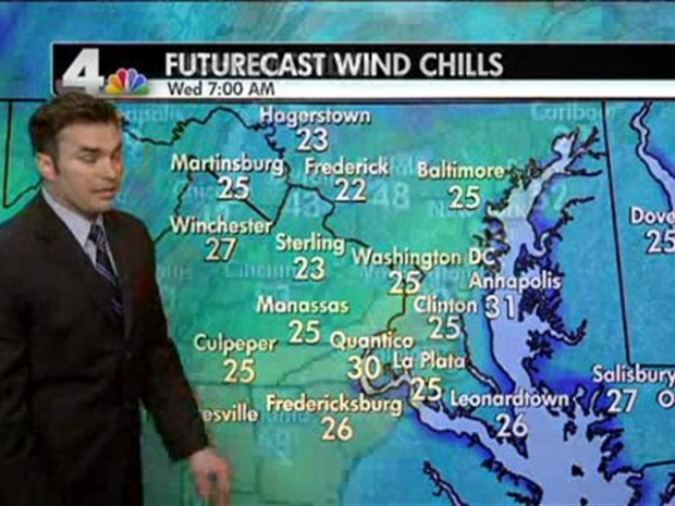 [DC] PM Weather Forecast 02/14/11