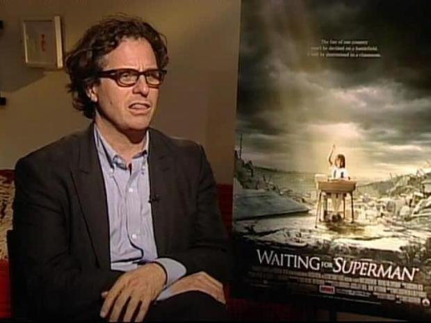 """[CHI] Director Details Impetus Behind """"Waiting for Superman"""""""