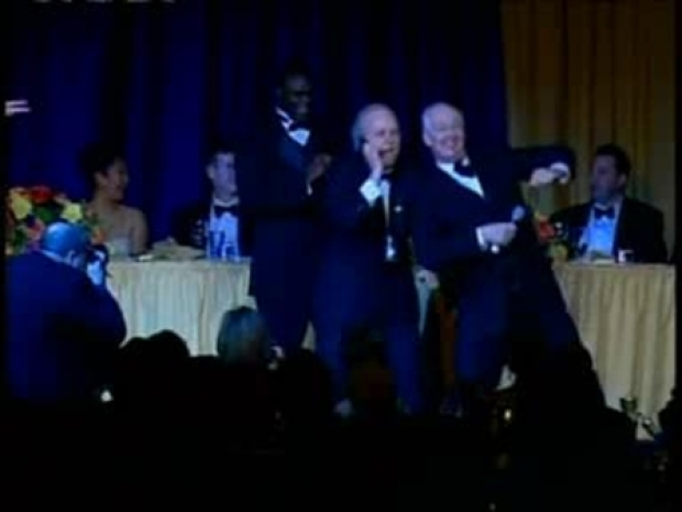 [DC] WHCD Memorable Moments: M.C. Rove Takes The Stage