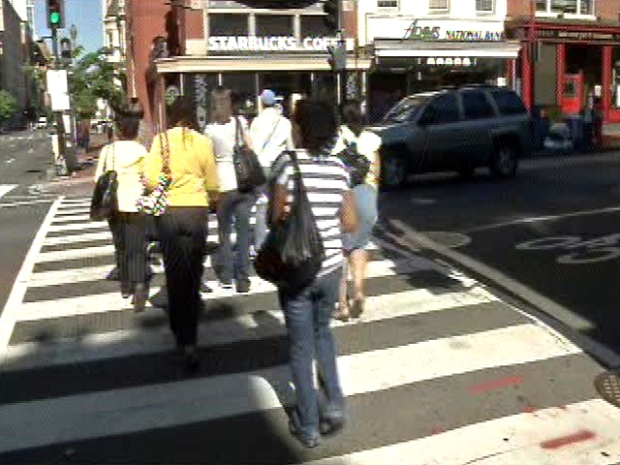 [DC] 29-Second Pedestrian Free-for-Alls in Gallery Place