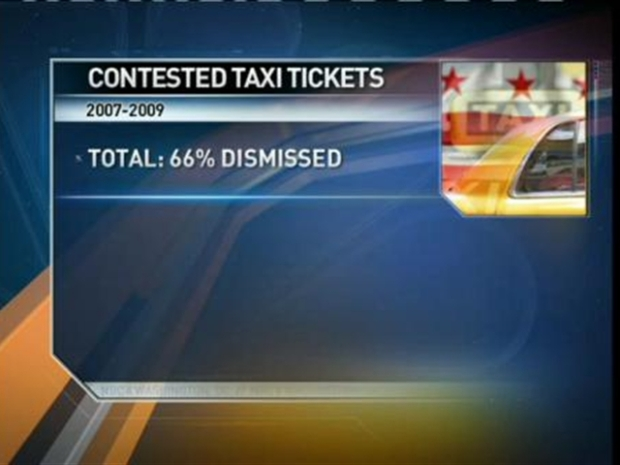 [DC] Thousands of DC Taxi Tickets Routinely Dismissed