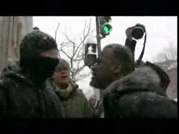 "[DC] ""Don't Bring a Gun to a Snowball Fight"""