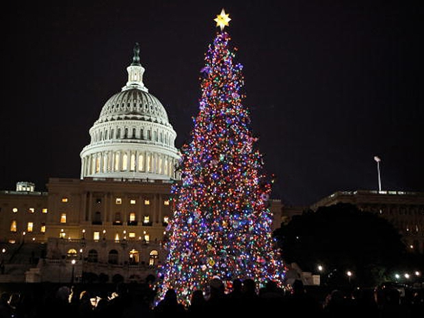 MoshPix: Capitol Christmas Tree Lighting