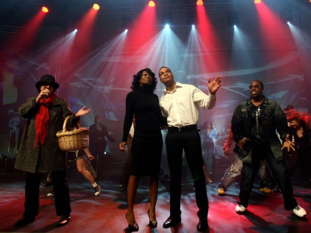President Jazz Hands: The Obama Musical