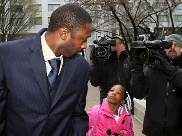 One Last Autograph Before Sentencing