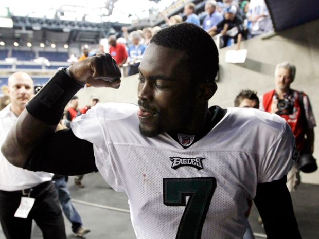 Last Time They Met: Vick, Eagles Beat Lions