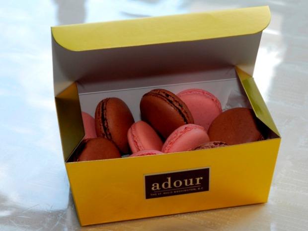 Forget About Cake, Let Them Eat Macaroons!