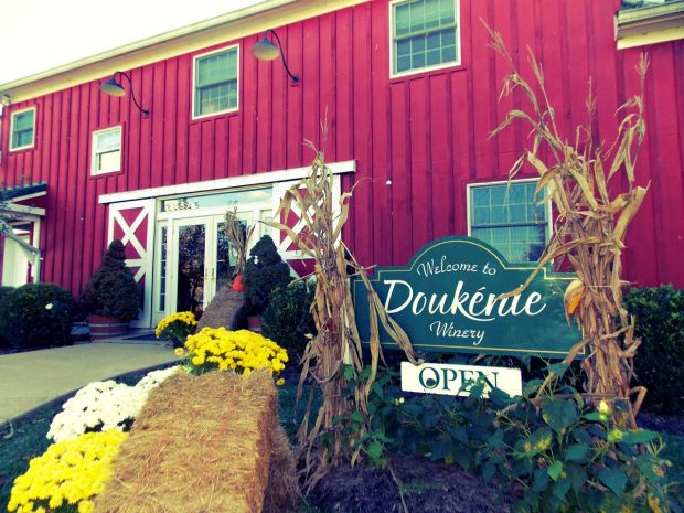 Wine Wednesday: Doukenie Winery