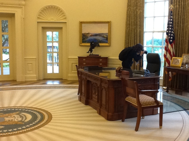 Behind the Scenes at the George W. Bush Presidential Library and Museum