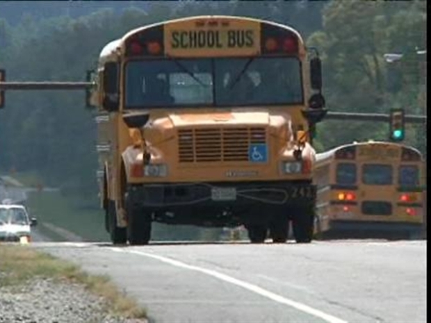 [DC] School Bus Drivers Protest Physicals Policy