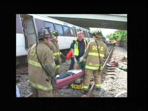 [DC] D.C. Fire's Fatal Metro Crash Video