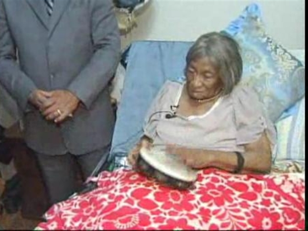 [DC] DC Woman Celebrates 110th Birthday