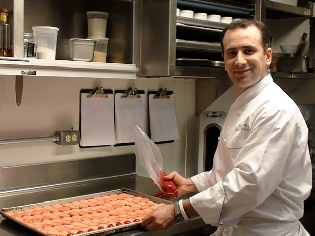 [DC] Making Macarons With Fabrice Bendano