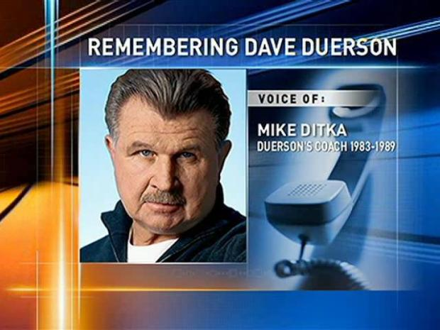 [CHI] Coach Ditka Remembers Dave Duerson